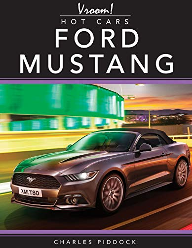 9781681917474: Ford Mustang (Vroom! Hot Cars)
