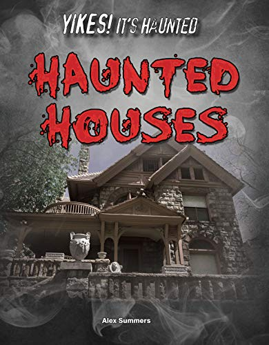 Haunted Houses (Hardcover): Alex Summers