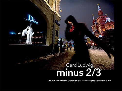 9781681980683: Minus 2/3 - The Invisible Flash: Crafting Light for Photographers in the Field