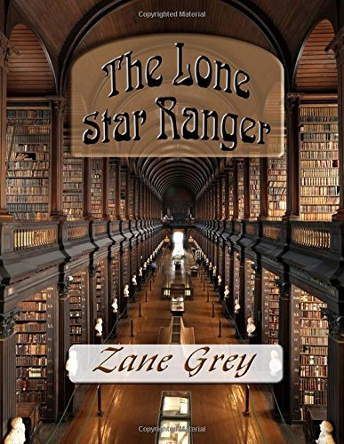 9781682040386: The Lone Star Ranger