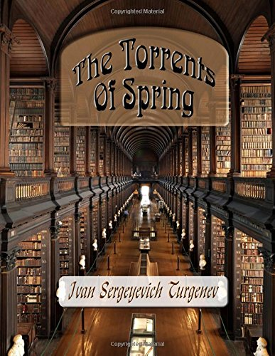 9781682041628: The Torrents Of Spring