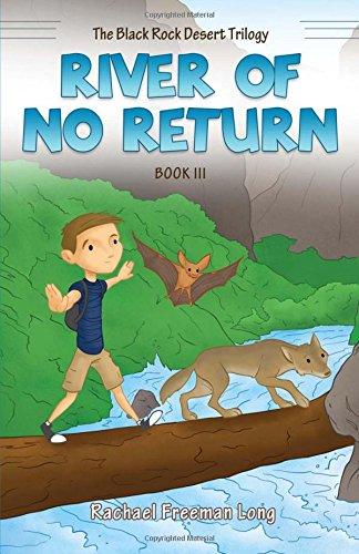 9781682071489: The Black Rock Desert Trilogy: River of No Return