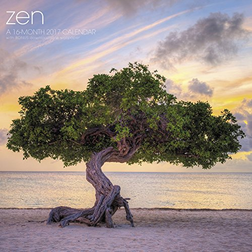 9781682093320: Zen 2017 Calendar: Includes Downloadable Wallpaper