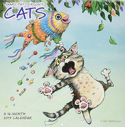 9781682094594: Gary Patterson's Cats 2017 Calendar