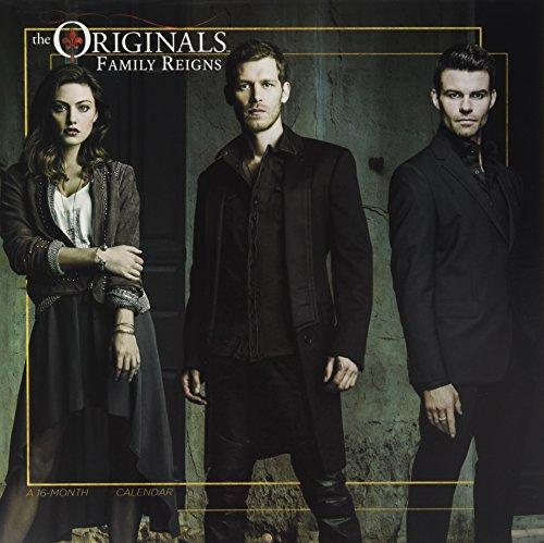 9781682094921: The Originals Family Reigns 2017 Calendar