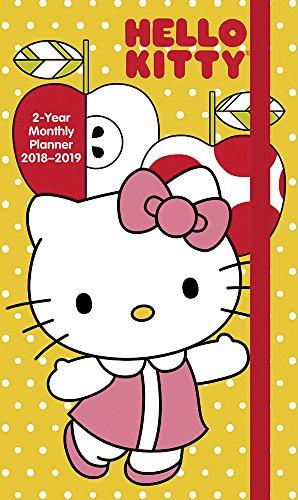20eb08771 9781682097144: 2018 Hello Kitty 2-Year Pocket Planner / Calendar (Day Dream)