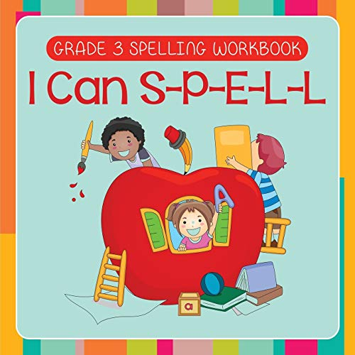 9781682123232: Grade 3 Spelling Workbook: I Can S-P-E-L-L (Spelling And Vocabulary)