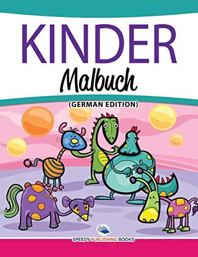 9781682124215: Kinder-Malbuch (German Edition)