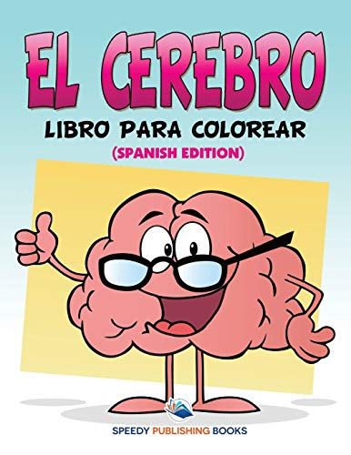 9781682125656: El Cerebro Libro Para Colorear (Spanish Edition)