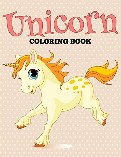 Unicorn Coloring Book: Publishing LLC, Speedy
