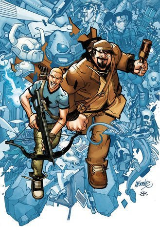 9781682151495: A&A: The Adventures of Archer & Armstrong Volume 1: In the Bag