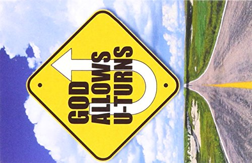 9781682160695: God Allows U-Turns (Pack of 25) (Proclaiming the Gospel)