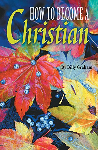 9781682161241: How to Become a Christian (Pack of 25) (American Tract Society)