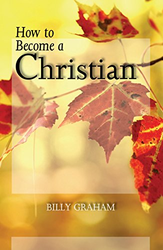 9781682161258: How to Become a Christian (Pack of 25) (American Tract Society)