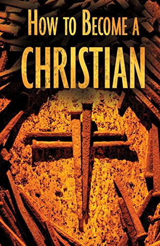 9781682161265: How to Become a Christian (Pack of 25)