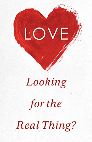 9781682161678: Love: Looking for the Real Thing? (Pack of 25)