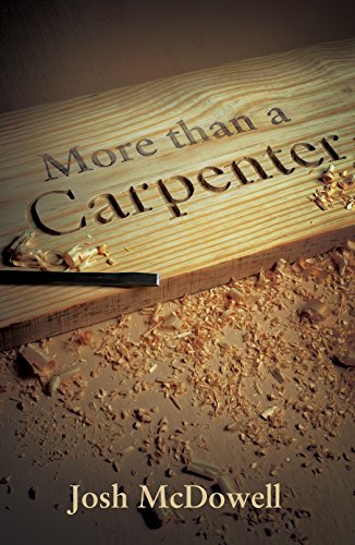 9781682161739: More Than a Carpenter (Pack of 25) (Proclaiming the Gospel)