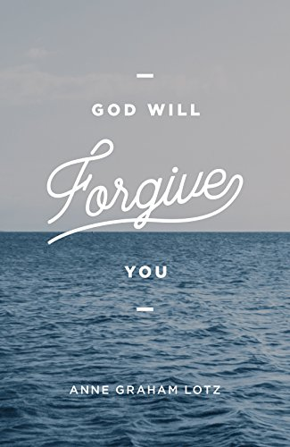 God Will Forgive You (Ats) (Pack of: Anne Graham Lotz