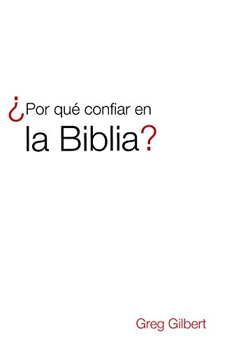 9781682163597: Why Trust the Bible? (Spanish, Pack of 25)