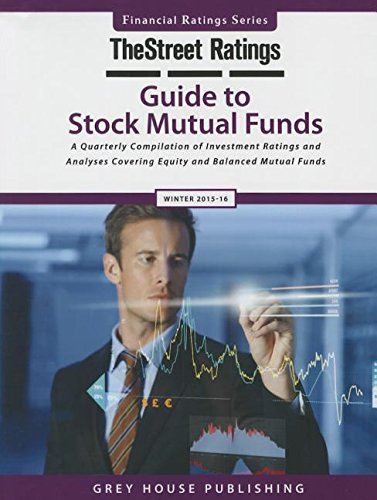 TheStreet Ratings Guide to Stock Mutual Funds, Winter 2015-16 (Paperback)