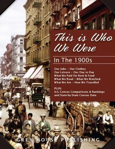 9781682173510: This Is Who We Were: In the 1900s: Print Purchase Includes Free Online Access (Working Americans)