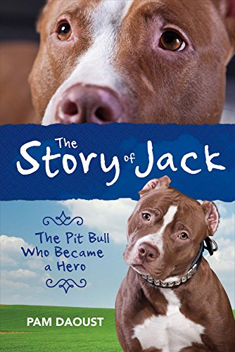 The Story of Jack: The Pit Bull Who Became a Hero: Pam Daoust