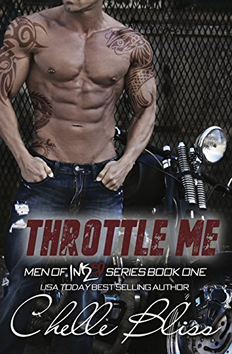 9781682305041: Throttle Me: Men of Inked, Book 1