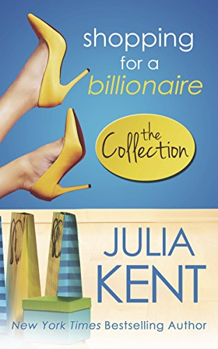 Shopping for a Billionaire: The Shopping Series, #1-5 9781682307311 Ever meet a hot billionaire while your hand's in a toilet in the men's room of one of his stores? No? So it really is just me. Hm. When you're a mystery shopper, you get paid to humiliate yourself, all in the name of improving customer service. Romance isn't in my job description. But the day I met Declan McCormick it was love at first flush. Until I nearly castrated him with my EpiPen. How Hot Guy and Toilet Girl became an item involves my crazy mom, a trip to the ER, my homicidal cat, my fake wife, and true love. Don't look at me like that. I'm just doing my job. I'm shopping for a billionaire. --- The Shopping for a Billionaire collection from New York Times bestselling author Julia Kent is a 600+ page, hilarious romantic comedy with heart, heat, and laughs. This boxed set contains the previously published: Shopping for a Billionaire 1 Shopping for a Billionaire 2 Shopping for a Billionaire 3 Shopping for a Billionaire 4 Christmas Shopping for a Billionaire