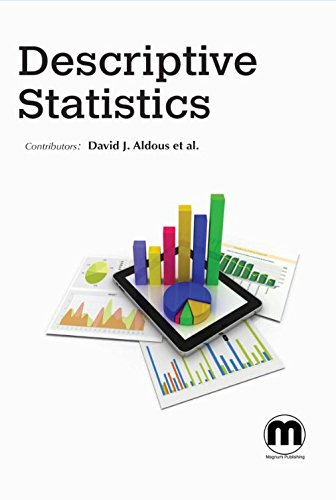 DESCRIPTIVE STATISTICS: DAVID J. ALDOUS