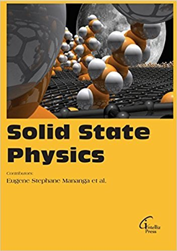 9781682510247: Solid State Physics