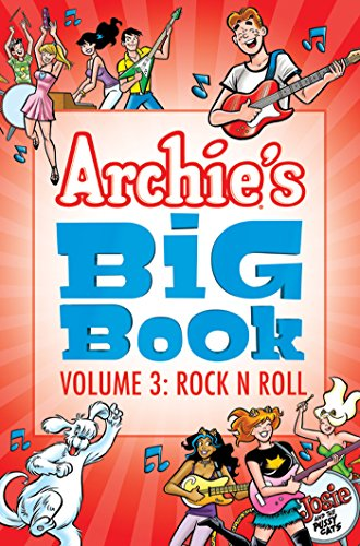 Archie s Big Book Vol. 3 (Paperback): Archie Superstars