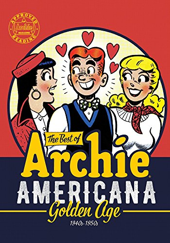 The Best Of Archie Americana (Paperback): Archie Superstars