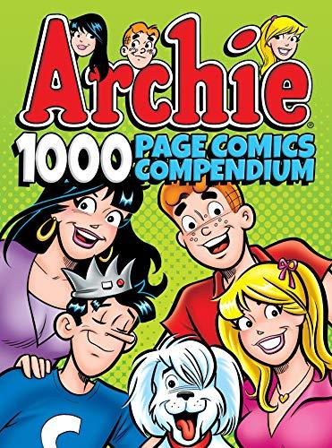 9781682559956: Archie 1000 Page Comics Compendium