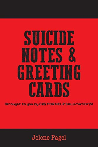 9781682561195: Suicide Notes & Greeting Cards