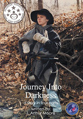 9781682561577: Journey Into Darkness: a Story in Four Parts (2nd edition-color)