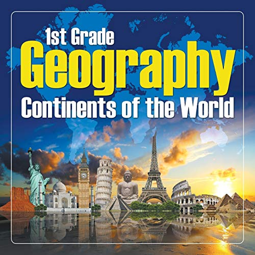 1St Grade Geography: Continents of the World: Professor, Baby