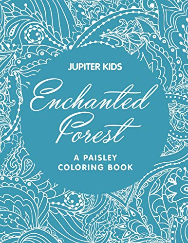 9781682602867: Enchanted Forest (A Paisley Coloring Book)