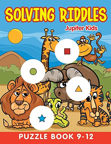 9781682603642: Solving Riddles: Puzzle Book 9-12
