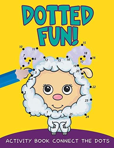 9781682603970: Dotted Fun!: Activity Book Connect The Dots