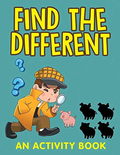 9781682608982: Find the Different (An Activity Book)