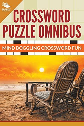 9781682609033: Crossword Puzzle Omnibus: Mind Boggling Crossword Fun