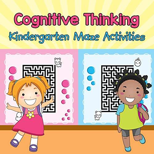 9781682609552: Cognitive Thinking - Kindergarten Maze Activities