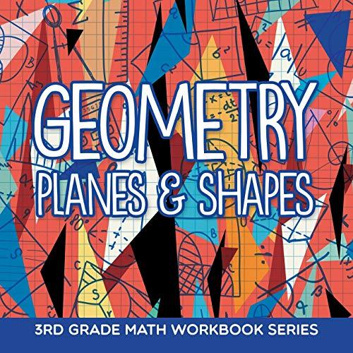 9781682609781: Geometry (Planes & Shapes) : 3rd Grade Math Workbook Series