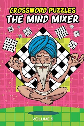9781682609972: Crossword Puzzles: The Mind Mixer Volume 5