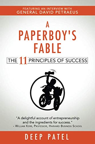 9781682610046: A Paperboy's Fable: The 11 Principles of Success (N/A)