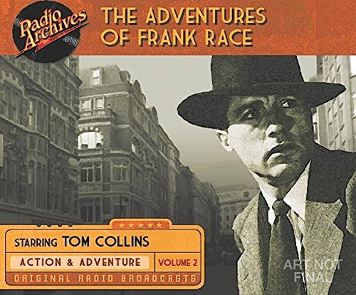 9781682621714: The Adventures of Frank Race, Volume 2