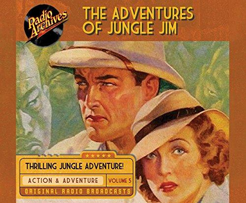 9781682622476: The Adventures of Jungle Jim, Volume 5