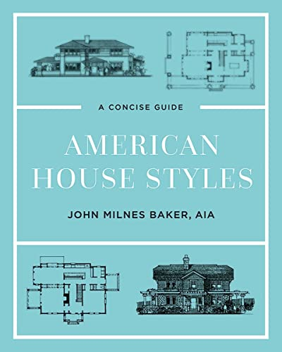 9781682682241: American House Styles: A Concise Guide (Second edition)