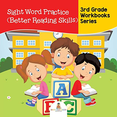 9781682800157: Sight Word Practice (Better Reading Skills) : 3rd Grade Workbooks Series
