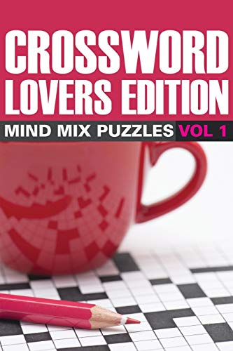 9781682801642: Crossword Lovers Edition: Mind Mix Puzzles Vol 1
